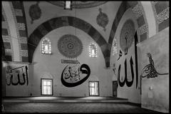 Carbon print Old Mosque Edirne