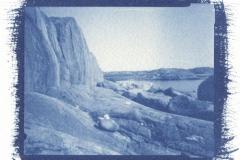 Cyanotype Cyanobeach