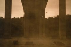 Lith print Lithbridge