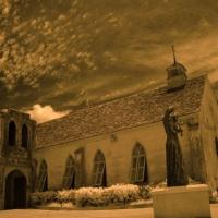 Infrared Nassau Church 1
