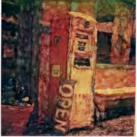 Polaroid SX-70 Gas Pump NM