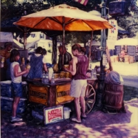 Polaroid SX-70 Lemonade Stand