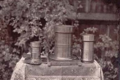 Wetplate collodion First 1 Goldtoned