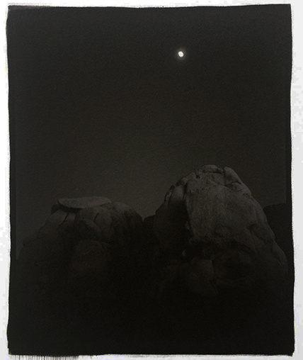 Platinotype-JoshuaTree-Moon