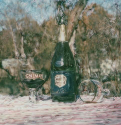 Polaroid SX-70 Chimay 1