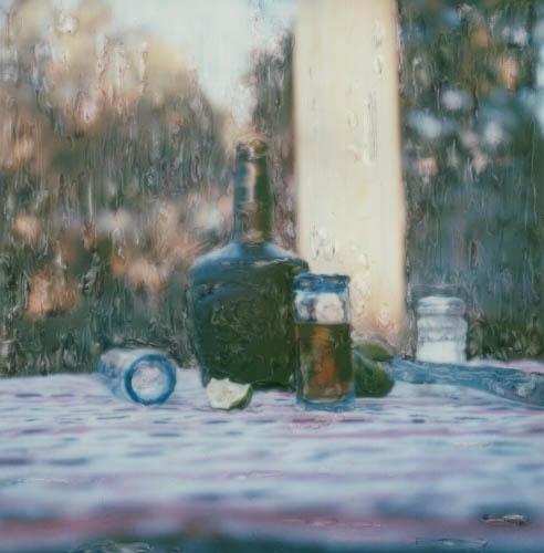 Polaroid SX-70 Tequila