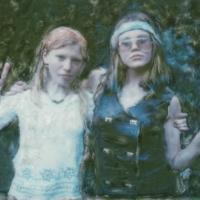Polaroid SX-70 Hippie chicks