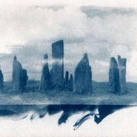Cyanotype Callanish