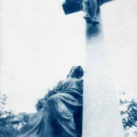 Cyanotype The cross