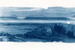 Cyanotype La Graciosa