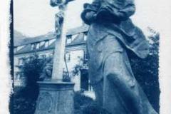Cyanotype Maria