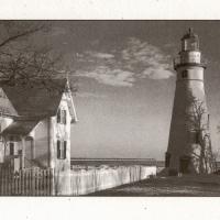 Kallitype Marblehead Lighthouse 1