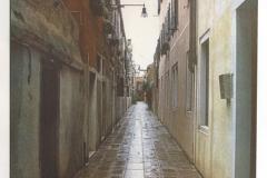 Gum bichromate venetian alley