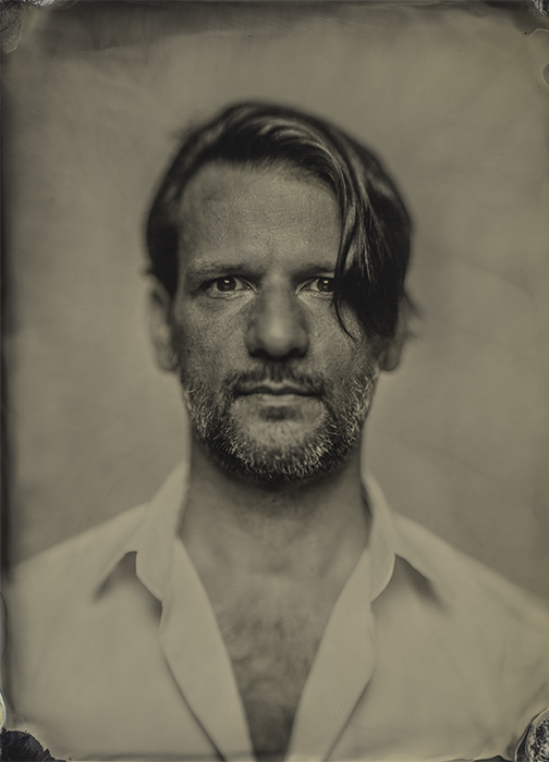 Wet Plate Collodion Pachciarz