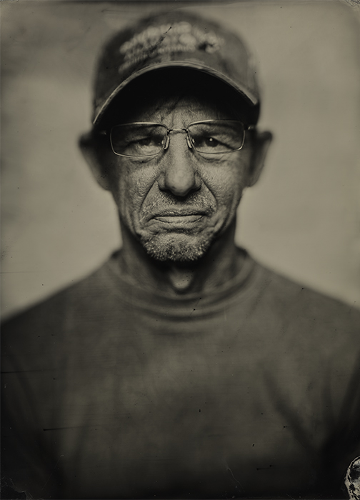 Wet Plate Collodion Robie