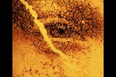Liquid emulsion 14 Eye close