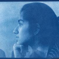 Cyanotype-PORTRAIT