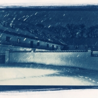 Cyanotype unexpected Sojourn 1