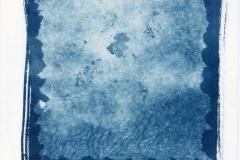 Cyanotype channeling Rothko 5
