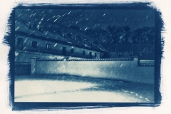 Cyanotype unexpected Sojourn 1