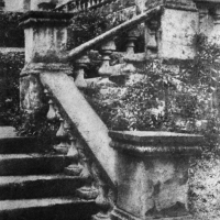 Bromoil Steps to Greathall Montsalvat