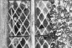 Bromoil Broken Window Montsalvat