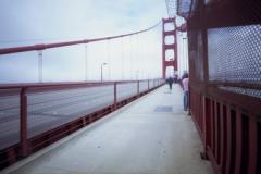Pinhole Golden Gate