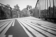 Pinhole Templestowe Footbridge over Yarra