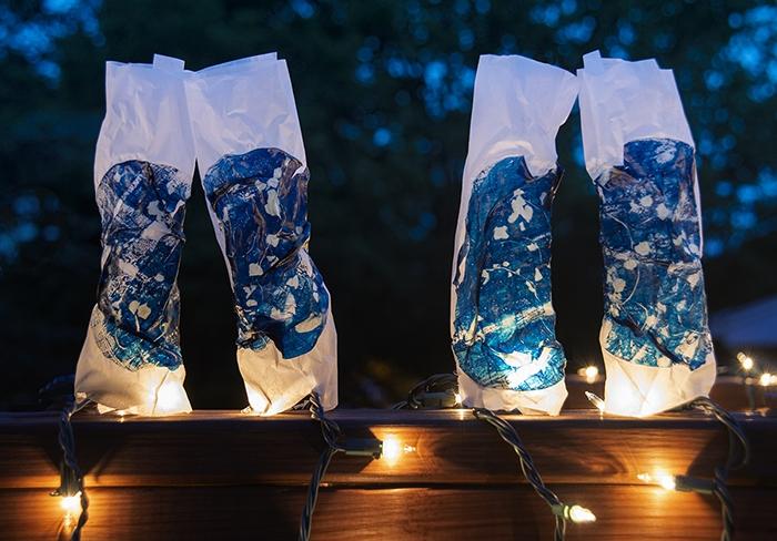 Smita-Parida-USA-Rice-paper-lanterns
