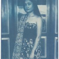 Yohanes-Widoyoko-Indonesia-A-Woman-Wearing-Batik-Fabric