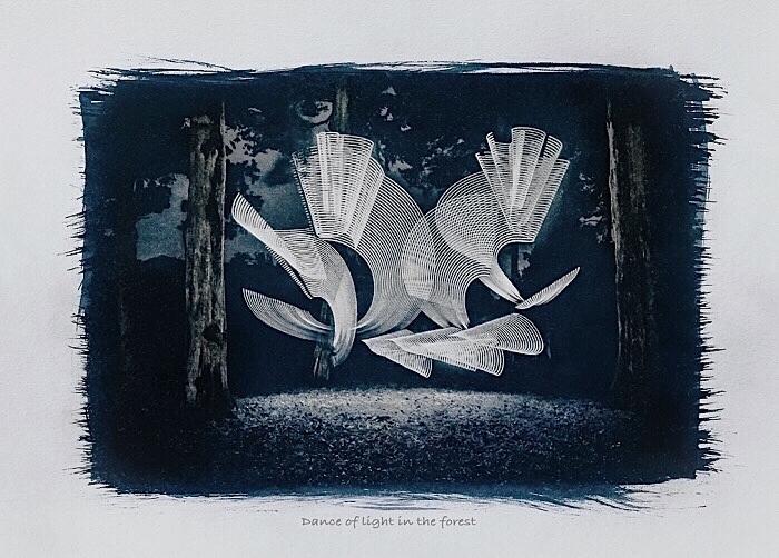 Jessica Meyer, France, Dance of Light