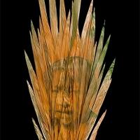 Chlorophyll-print-Quechua-boy-Ecuador