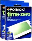 Polaroid time-zero film