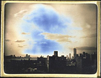 New York City, 1998; Jerry Spagnoli; daguerrotype