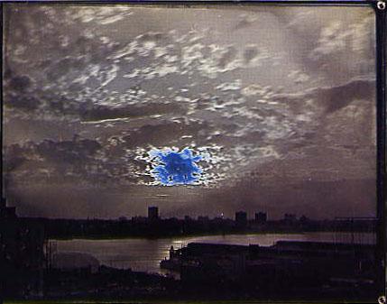 New York City, 1998; Jerry Spagnoli; daguerrotype.