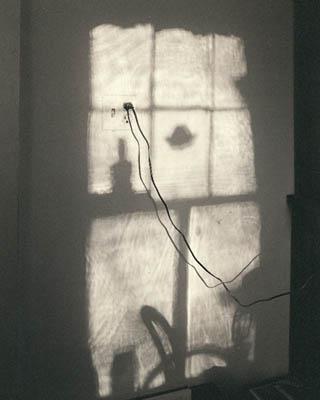 Ziatype print: Kitchen Window by Carl Weese.