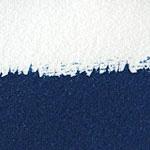 Guarro Casas 250g Very white base, prints deep rich blue, clears well.