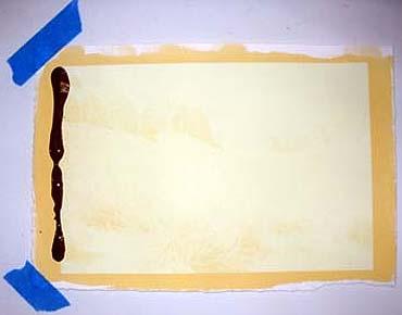 Paper for satista printing