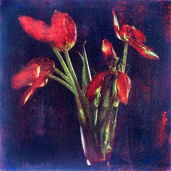 Six Tulips, 2004, Variant 4 ©.