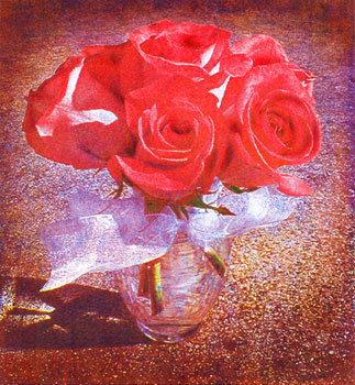 Tricia's Roses, 2008, Variant 1 ©.