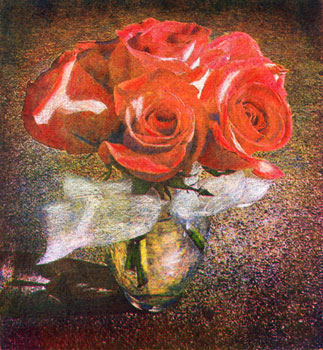 Tricia's Roses, 2008, Variant 2 ©.