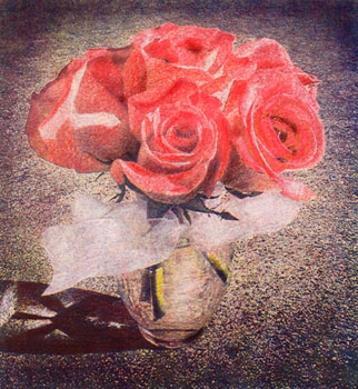 Tricia's Roses, 2008, Variant 4 ©.