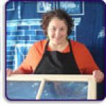 Linda Stemer's cyanotype business