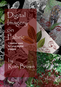 Ruth Brown Digital imagery on fabric