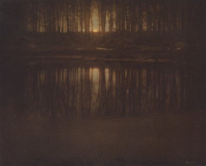Steichen's The Pond - Moonrise