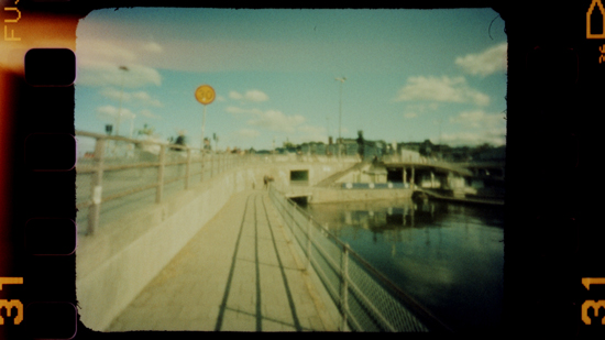 One frame from Slussen, my Friend.