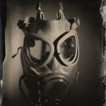 """Wet Plate Collodion International  Collaborative Collection """"The Mask Series"""""""