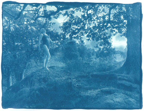 Cyanotype prints papers to avoid