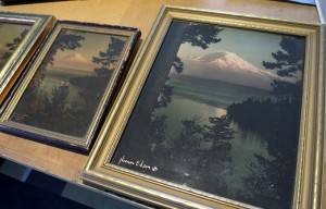 Prints by the late Vashon Island photographer Norman Edson.