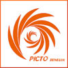 Picto Benelux photo group logo